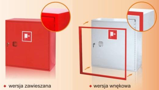 Hydranty wewnetrzne 25 - sposób montażu